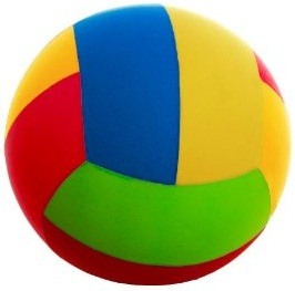 How many times have you found yourself stuck in traffic without a huge inflatable beach-ball covered in multi-coloured spandex?