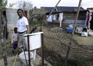 The ANC's toilets of shame.