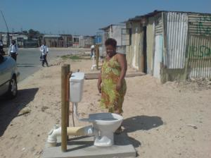 The DA's toilets of shame.
