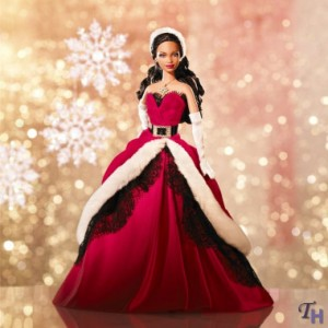 Barbie. The Christmas in July edition.