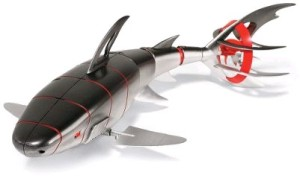 There are not any things cooler than robot sharks.