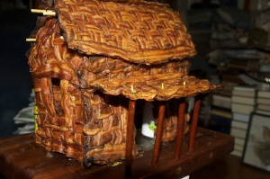 Although bacon houses or gloriously real...