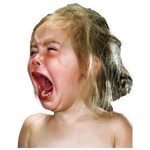 Image result for shrieking little girl